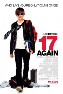 Zac Efron in 17 Again