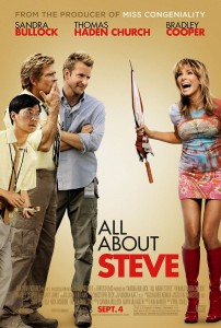 all-about-steve-poster