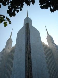 Breathtaking Washington, D.C. Temple